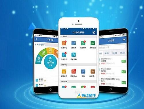 優良用戶體驗是手機OA的基本保障